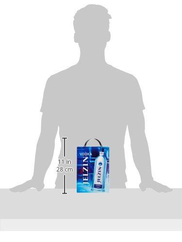 Jelzin Vodka Bag-in-Box (1 x 3 l) - 3