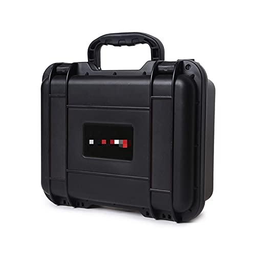 V-MAXZONE per DJI Mavic Mini Drone Hardshell impermeabile Box Storage Bag Custodia protettiva da viaggio valigia borsa drone accessori per adulti bambini (colore : nero)
