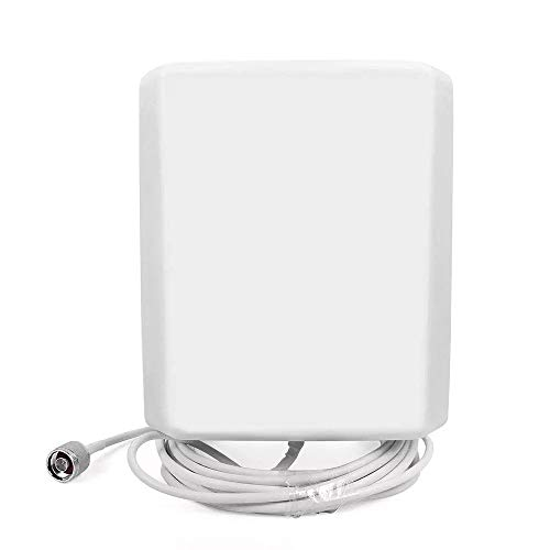 SigmaTel GSM LandLine Phone Outdoor Antenna for Beetel F34G Fixed Wireless Phone 5 Meter Cable with Suitable Connectors (Phone not Included)