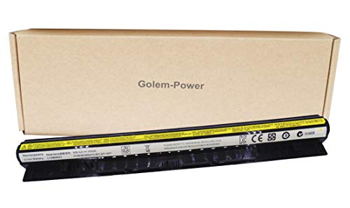 GOLEMON 14.4V 3500mAh L12M4E01 Batería L12L4A02 L12L4E01 L12S4E01 L12M4A02 L12S4A02 para Lenovo Idea Pad G400s G410s G500s Z710 para Medion Akoya MD98599 MD98711
