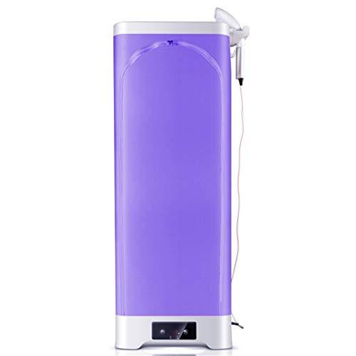 Secadora Vertical Ropa Familiar Secado rápido Estante para guardarropa Alta Temperatura Cubo 15KG rodamiento 240min temporizado Interior Mute bebés