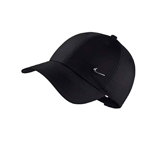 Nike Cap H86 Metal Swoosh (one s, Black)