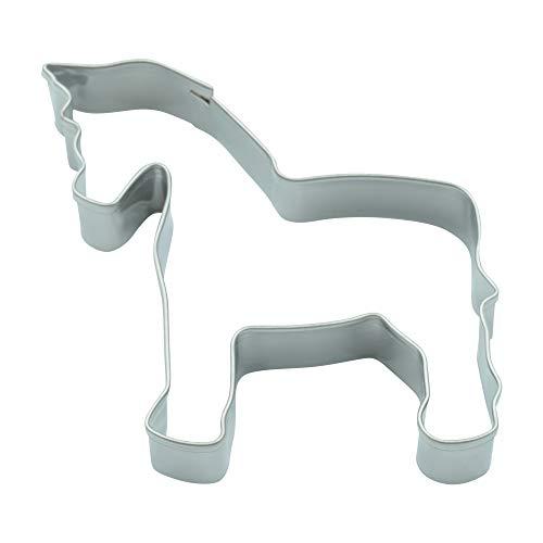 Unbekannt Pferd 7 cm Ausstecher Ausstechform Keksausstecher Plätzchenausstecher Pony