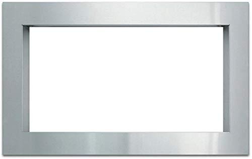 Sharp RK94S27F Stainless Steel Built-In Trim Kit for SMC1585BS