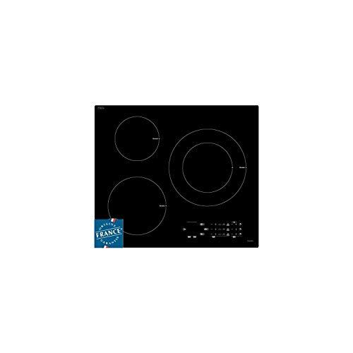 Plaque induction Sauter SPI4361B - Plaque de cuisson 3 foyers / 3 boosters
