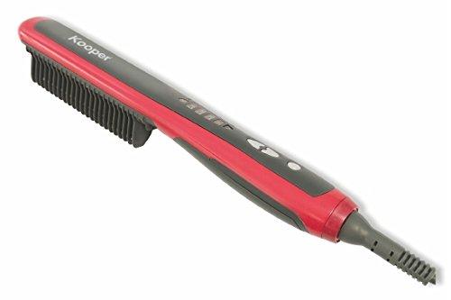 Kooper 2415735 Spazzola Elettrica, Plastica, Rosso