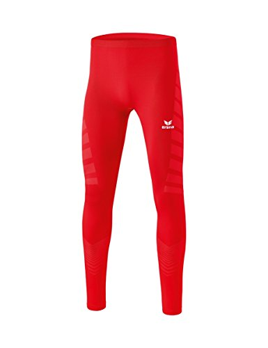ERIMA Kinder Functional Tight lang, rot, 164