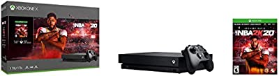 NBA 2K20 Bundle-Xbox One X 1TB [Discontinued]