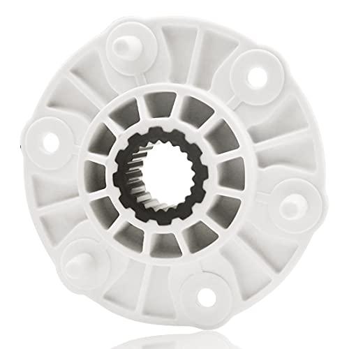 MBF618448 (PBT-GF30) Washer Rotor Hub Compatible with LG Washing Machine, Replaces part 4413ER1003A 4413ER1003B 4413ER1003C 4413EA1002B 4413ER1001C 4413ER1002F