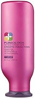 平滑完全コンディショナー(250ミリリットル) x2 - Pureology Smooth Perfection Conditioner (250ml) (Pack of 2) [並行輸入品]