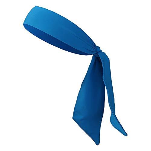 Yanqiu Quickly Dry Sports Hoofdband voor dames en heren, sweatband, stretch, sweatband, head tie, scarf wrap, bandana voor tennis, hardlopen, sneldrogende sport, hoofdband voor vrouwen en mannen, zweethaarband stretch
