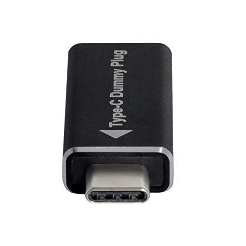Xiwai CY Virtual Display Adapter USB-C Typ-C DDC EDID Dummy Plug Headless Ghost Display Emulator 1920x1080p@60Hz