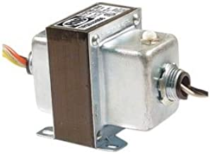 Functional Devices TR50VA008 Transformer, 50Va, 480/277/240/208 to 120 Vac, Circuit Breaker, Foot and Dual Threaded Hub Mount