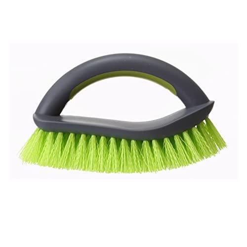 Limpieza del Cepillo de Zapatos con Mango ultifuncional Cepillo de Zapatos for el hogar Cepillo de Espesamiento Grande Cepillo de Zapata