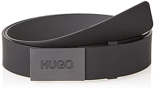 HUGO Gond-G_Sz35 Ceinture, Noir 1, 85 cm Homme