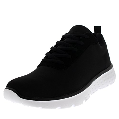 Get Fit Mens Mesh Running Trainers Athletic Walking Gym Shoes Sport Run -...