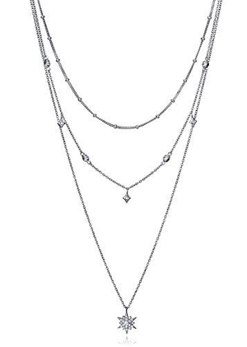 Collar plata Viceroy Jewels 4124C000-38