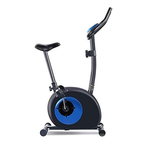 BZLLW Elliptical Machine, Crosstrainer, Stepper 8 Speed Resistance Verstellsystem Cardio Workout Home Gym Air Walker, Fitnessgeräte + LCD-Display