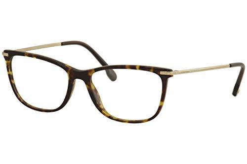 Versace 0VE3274B Monturas de gafas, Dark Havana, 54 para Mujer