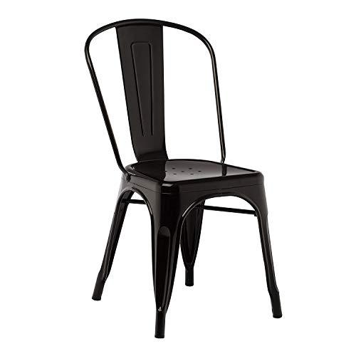 SKLUM Stuhl LIX Schwarz (mehr Farben)