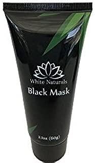 banish acne scars charcoal mask