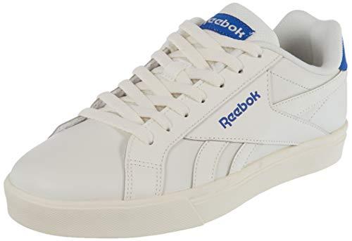 Reebok Royal COMPLETE3LOW, Zapatos de Tenis Unisex Adulto, Multicolor (Chalk/HUMBLU/Chalk), 41 EU