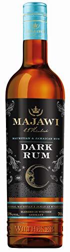 MAJAWI Dark Rum, brauner Premium Rum Blend aus Mauritius und Jamaica, abgefüllt in Wilthen, 38{a0d1a3d2ab77c7787befd47b3fd3ef77dceb653ae91956689704eac9ecf3b3d8} vol.