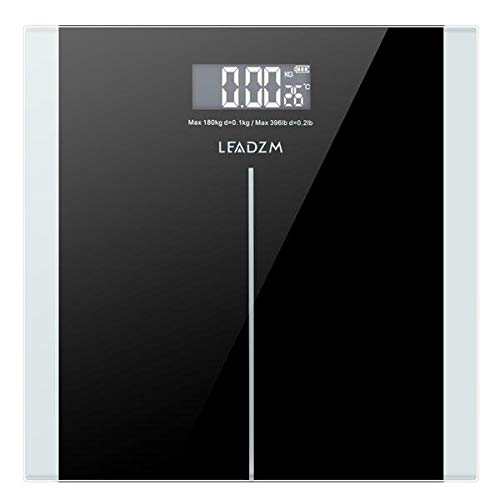 KAIGT520 Popular Japan's largest assortment brand in the world Body Weight Monitor Personal Scale Black Pat Slim Waist