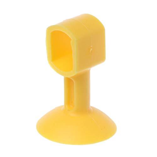 Silenciador de manija de puerta de silicona 1 pieza de almohadilla de protección anti-pared de silicona, almohadilla anticolisión de manija de puerta, protección anticolisión, émbolo y silenciador