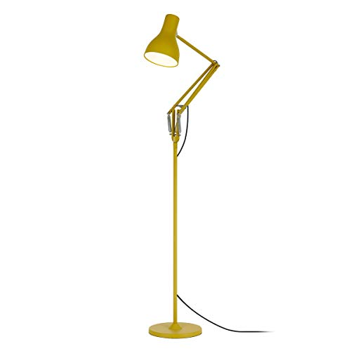 Anglepoise Type 75 Margaret Howell Stehleuchte, Yellow Ochre