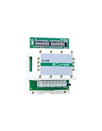 COMELIT 1404 - SCAMBIO DIGITALE. SISTEMA 2 FILI