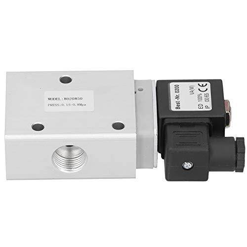 Resistencia de la válvula solenoide eléctrica para medios de flujo grande(DC12V)