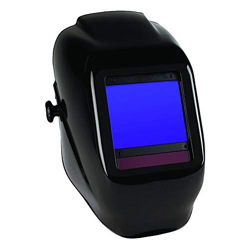 JACKSON SAFETY 46159 True Sight II Digital Auto Darkening Welding Helmet with Balder Technology, W70 HLX ADF, Universal, Black