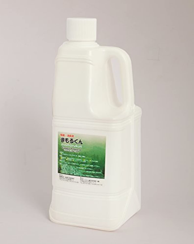 苗アコードと組む天然ヒノキから抽出された消臭、除菌、防虫のまもるくん 2リットル 900-200