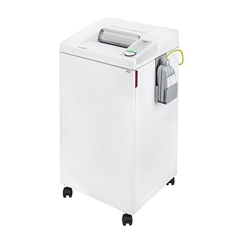 ideal. 2604 Cross-Cut Centralized Office Shredder with Automatic Oiler, Continuous Operation, 23 to...