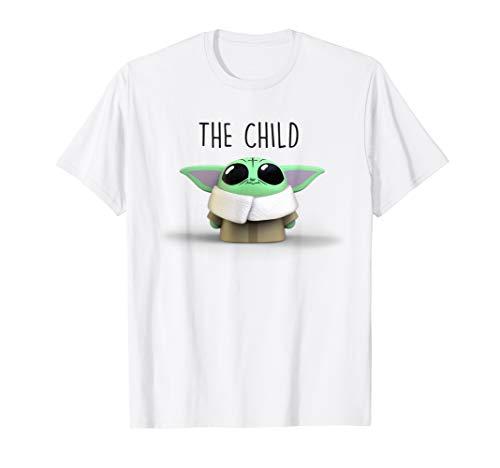 Star Wars The Mandalorian The Child Emoticon T-Shirt