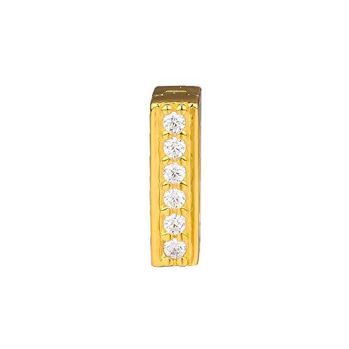 Diy 925 Pandora Colgante De Cuentas Para Hacer Joyas Dorado Atemporal Clip Bead Charm Plata Original Para Reflexiones Collar De Pulsera