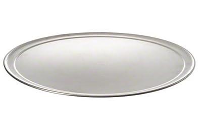 American Metalcraft TP18 TP Series 18-Gauge Aluminum Pizza Pan, Standard Weight, Wide Rim, 18-Inch,Silver