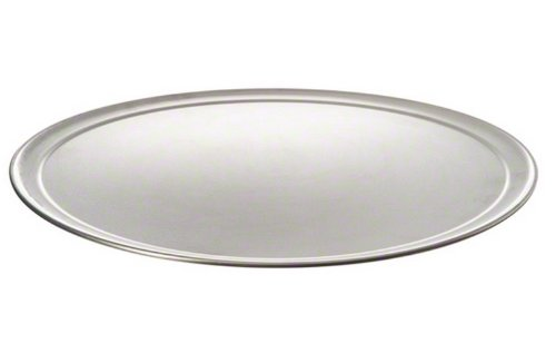 American Metalcraft TP18 TP Series 18-Gauge Aluminum Pizza Pan, Standard Weight, Wide Rim, 18-Inch,Silver