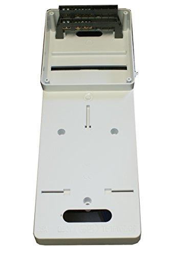 Zählertafel Zählerbrett für Wechselstromzähler/Drehstromzähler 1 3 Phasen Zähler für Wechselstromzähler