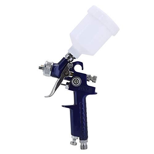 Pulverizador de pintura, aerógrafo, diseño de manija Aleación de aluminio de alta dureza para imprimación de pintura automática a gran escala para pintar imprimación de automóvil