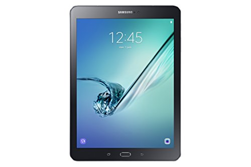 Samsung Galaxy Tab, S2, Tablet Touch Tattile 9,7 '(24,63 cm), 32 GB, Android 5,0, Bluetooth/Wi-Fi, Nero