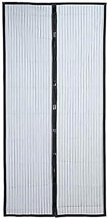 TWWSA Puerta de Pantalla magnética Mosquitera Magnética Puerta Net Mosquito Insecto Mosca Mosca Cortinas Cierre Automático Cierre Puerta para Cocina Puerta Magnética Mosquitera Net Anti-exposición
