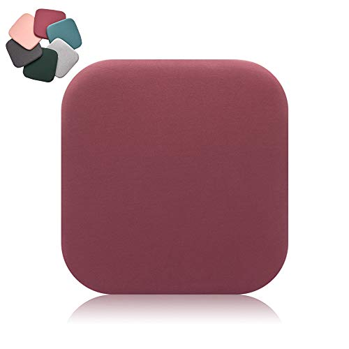 ZXHH Chair Cushion Garden Dining Chair Cushions Chair Seat Pads Slip Free Cushion Thick Quality Cushion Pads Indoor Outdoor Living Room Patio Office Coffee Shop - Aviation Memory Foam Cushion