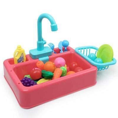wuxia Alimentador de pájaros automático de la bañera del loro grifo de la piscina del grifo del loro ducha dispensador de agua jaula de pájaros juguetes de loro (color: rojo)