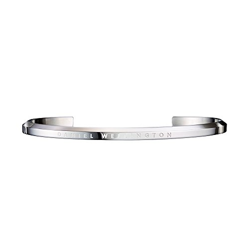 Daniel Wellington Herren-Armband Manschette Edelstahl 6.5 cm - DW00400002