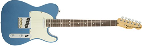 Fender American Special Telecaster Lake Placid, Blue