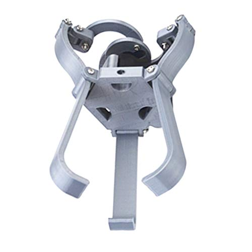 sharprepublic Brazo de Garra Robótico con Servomotor para Impresora 3D Abrazadera de Robot de Aprendizaje DIY