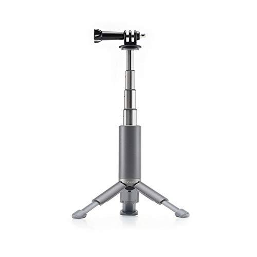 Action Camera Mini Treppiede con adattatore originale, compatibile con DJI Osmo Action Camera.