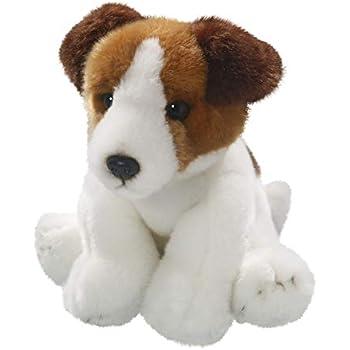 Carl Dick Jack Russel Terrier Floppy Aus Plusch Ca 20cm 3348 Amazon De Spielzeug